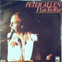 Cover Peter Allen - I Go To Rio