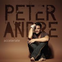 Cover Peter Andre - Accelerate
