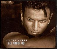 Cover Peter Andre - All About Us
