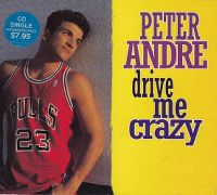 Cover Peter Andre - Drive Me Crazy