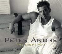 Cover Peter Andre - The Right Way