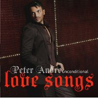 Cover Peter Andre - Unconditional Love Songs