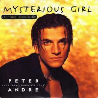 Cover Peter Andre feat. Bubbler Ranx - Mysterious Girl