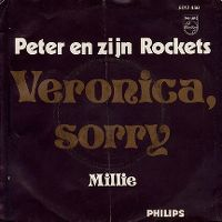 Cover Peter en zijn Rockets - Veronica, sorry