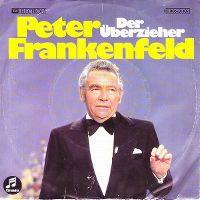 Cover Peter Frankenfeld - Der Überzieher