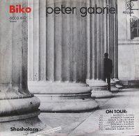 Cover Peter Gabriel - Biko