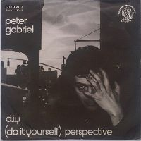 Cover Peter Gabriel - D.I.Y. (Do It Yourself)