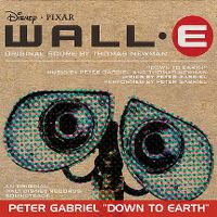 Cover Peter Gabriel - Down To Earth