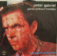Cover Peter Gabriel - Games Without Frontiers