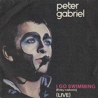 Cover Peter Gabriel - I Go Swimming (Live)