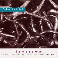 Cover Peter Gabriel - Lovetown