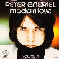 Cover Peter Gabriel - Modern Love