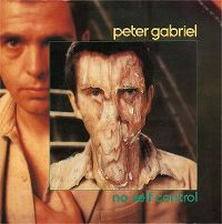 Cover Peter Gabriel - No Self Control