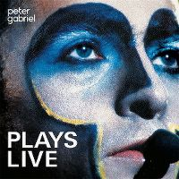 Cover Peter Gabriel - Plays Live