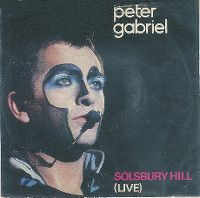 Cover Peter Gabriel - Solsbury Hill (Live)