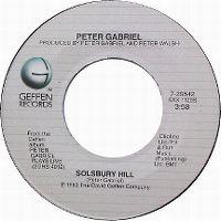 Cover Peter Gabriel - Solsbury Hill (Live)