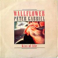 Cover Peter Gabriel - Wallflower