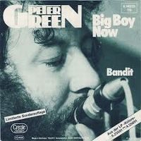 Cover Peter Green - Big Boy Now