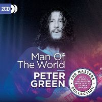 Cover Peter Green - Man Of The World - The Masters Collection