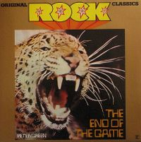 Cover Peter Green - The End Of The Game