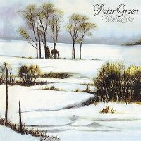 Cover Peter Green - White Sky