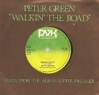 Cover Peter Green - Woman Don't