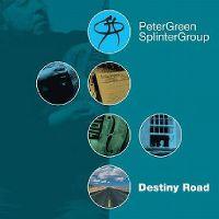 Cover Peter Green Splinter Group - Destiny Road
