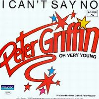 Cover Peter Griffin - I Can't Say No