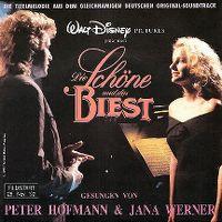 Cover Peter Hofmann & Jana Werner - Die Schöne und das Biest