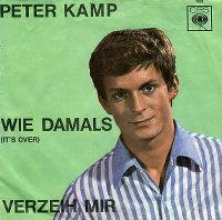 Cover Peter Kamp - Wie damals