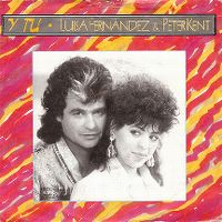 Cover Peter Kent & Luisa Fernandez - Y tu