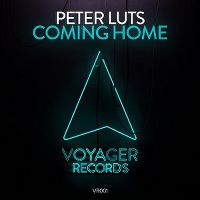 Cover Peter Luts - Coming Home