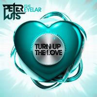 Cover Peter Luts feat. Eyelar - Turn Up The Love