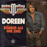 Cover Peter Maffay - Doreen