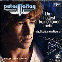 Cover Peter Maffay - Du hattest keine Tränen mehr