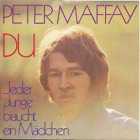 Cover Peter Maffay - Du