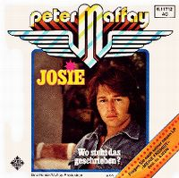 Cover Peter Maffay - Josie