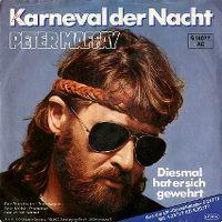 Cover Peter Maffay - Karneval der Nacht