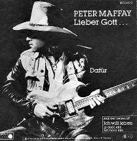 Cover Peter Maffay - Lieber Gott...