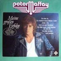 Cover Peter Maffay - Meine großen Erfolge