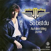 Cover Peter Maffay - So bist du