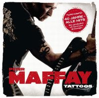 Cover Peter Maffay - Tattoos