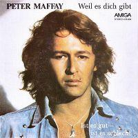 Cover Peter Maffay - Weil es dich gibt