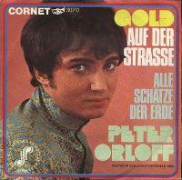 Cover Peter Orloff - Gold auf der Strasse