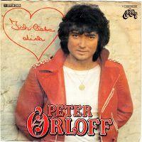 Cover Peter Orloff - Ich liebe dich
