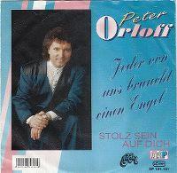 Cover Peter Orloff - Jeder von uns braucht einen Engel