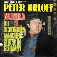 Cover Peter Orloff - Monika