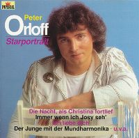 Cover Peter Orloff - Starportrait