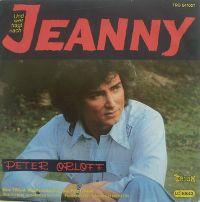 Cover Peter Orloff - ...und wer fragt nach Jeanny?
