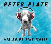 Cover Peter Plate - Wir beide sind Musik